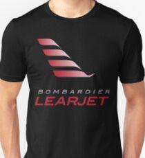 BOMBARDIER LEARJET PLANE Unisex T-Shirt