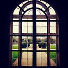 Window, Sudbury Hall by Robert Steadman