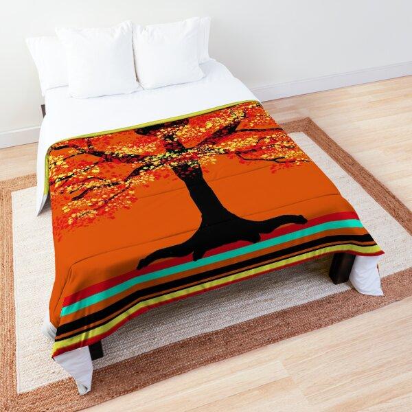 Native Tree Comforter