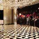 Entrance to Crown Casino - Melbourne by EdsMum