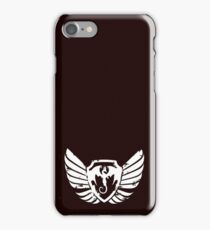 Staffordshire Wargaming Guild in RED iPhone Case/Skin