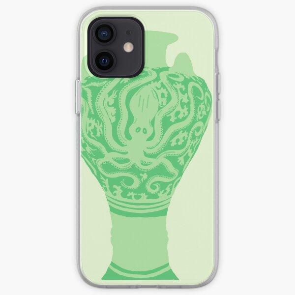 Mycenaean Octopus Vase iPhone Soft Case