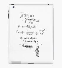 math iPad Case/Skin