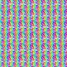 Swirly Rainbow by pjwuebker