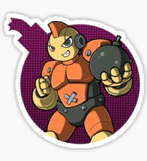 Bombman! Sticker