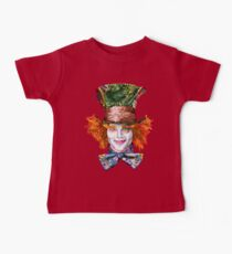 The Mad Hatter (Van Gogh Style) Baby Tee