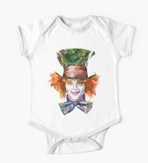 The Mad Hatter (Van Gogh Style) Kids Clothes