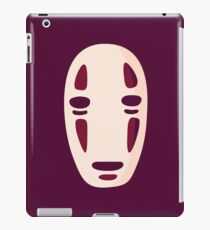 No-face iPad Case/Skin