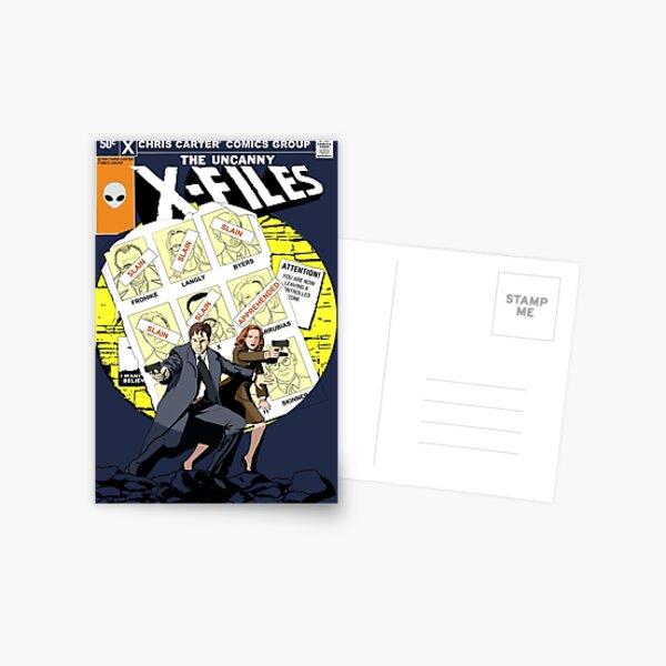 The Uncanny X-Files Postal