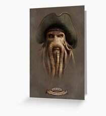 Yo Ho, yo Ho! #1 Greeting Card
