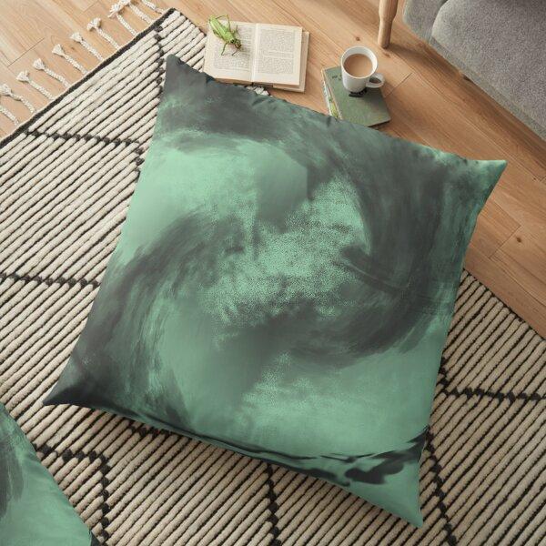 Beginning of a Storm Floor Pillow