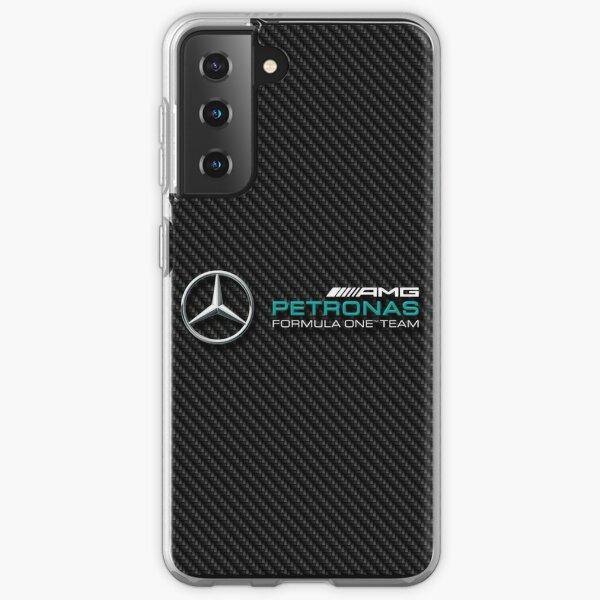 Course de F1 2021 Coque souple Samsung Galaxy