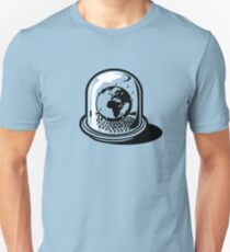 World Snow Globe (only) T-Shirt