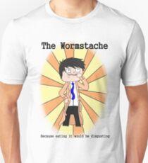 The Wormstache T-Shirt