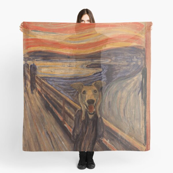 The Woof Scarf
