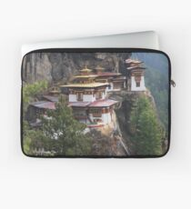 'Tiger Nest' Buddhist monastery Laptop Sleeve