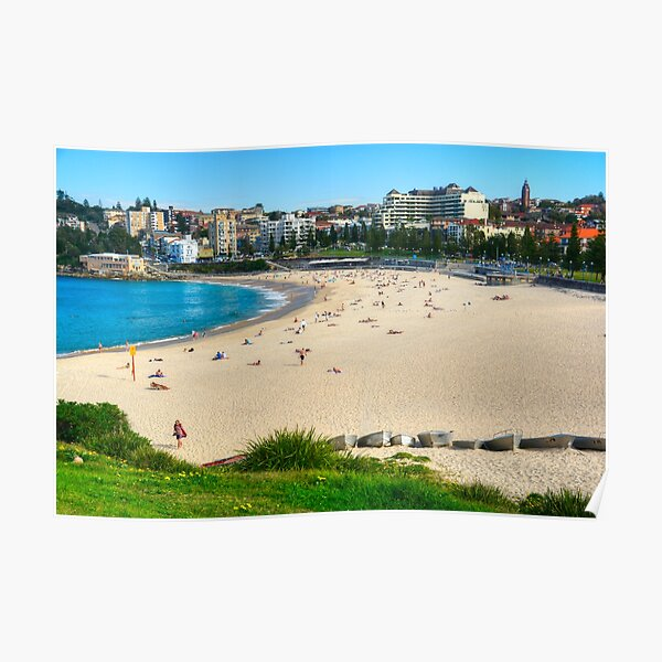 Coogee Poster