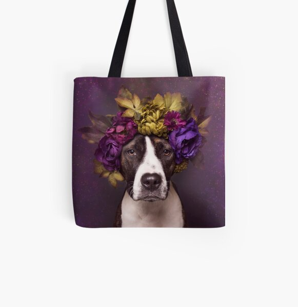 Flower Power, Susie Tote bag doublé