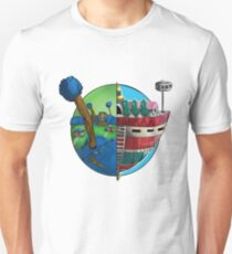 Earth and Beyond Unisex T-Shirt