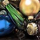 Ornament Still Life by Alyssa May