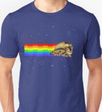 Nyan Cat Bus Unisex T-Shirt