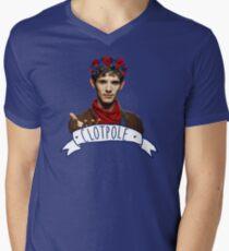 Merlin - Clotpole Men's V-Neck T-Shirt