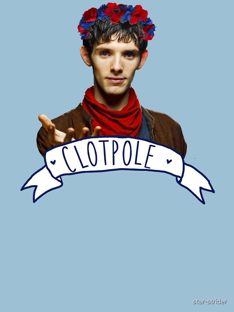 Merlin - Clotpole | Unisex T-Shirt