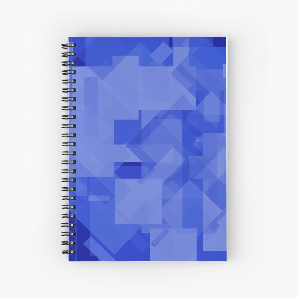 Blue is Better Spiral Notebook