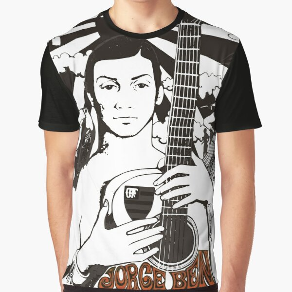Jorge Ben Jor Graphic T-Shirt