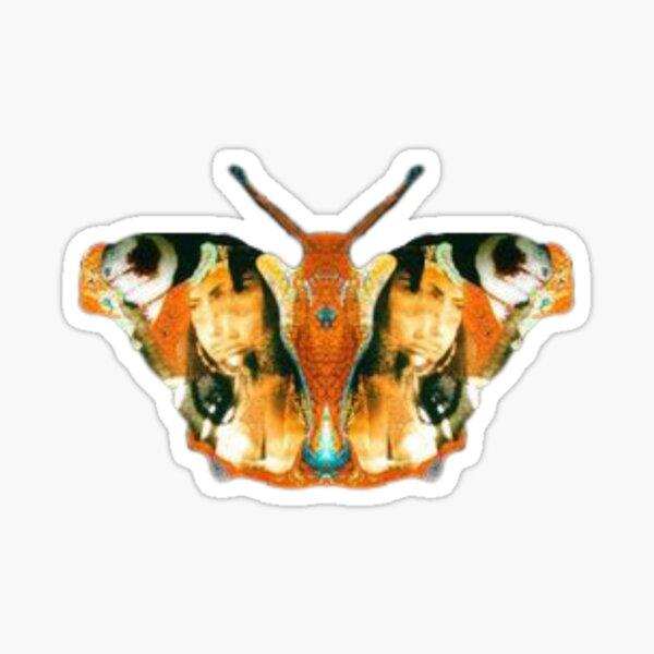 dancing with the devil demi lovato logo Sticker