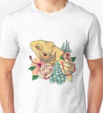 Pastel Bearded Dragon Unisex T-Shirt