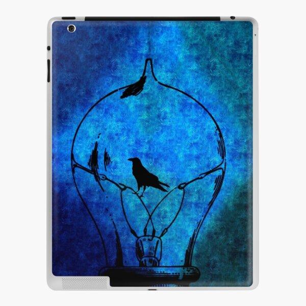 Lightbulb Crow iPad Skin