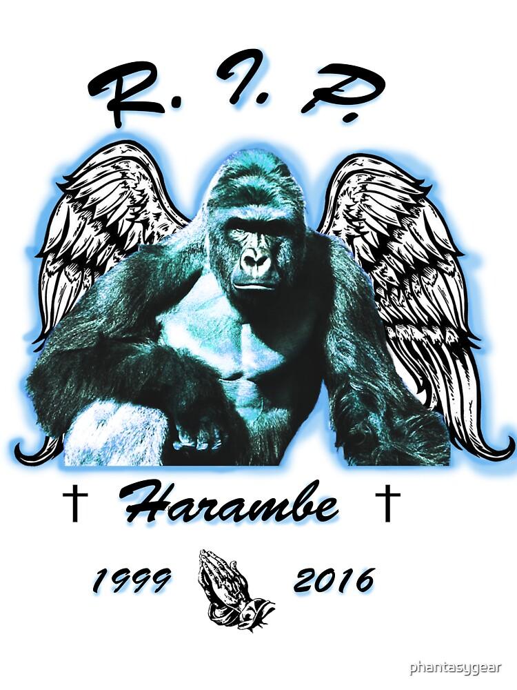 RIP Haramabe | Unisex T-Shirt