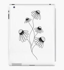 Daisy in Ink iPad Case/Skin