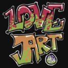 Love Art. by Madison Cowles Serna