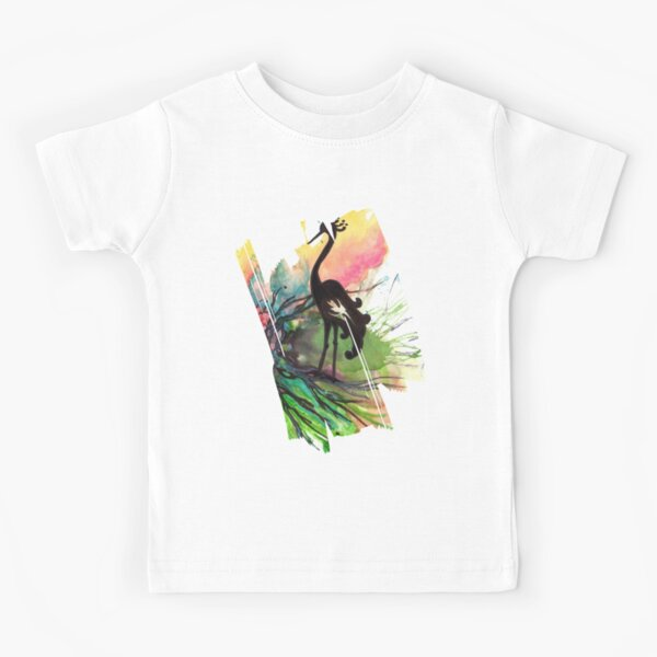 Printemps paradisiaque 9 T-shirt enfant