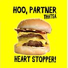 Hoo, Partner That's a Heart Stopper! by tommytidalwave