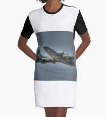 Sally B AKA Memphis Belle Graphic T-Shirt Dress