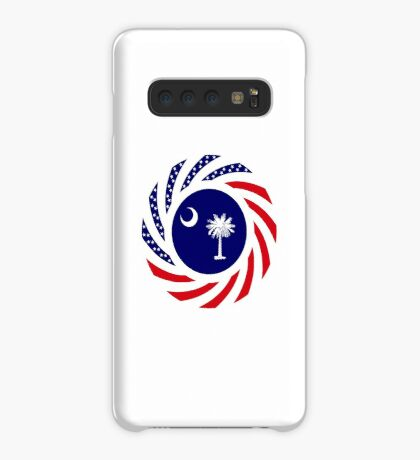 South Carolina Murican Patriot Flag Series Case/Skin for Samsung Galaxy