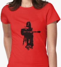 Nick Drake Fitted T-Shirt