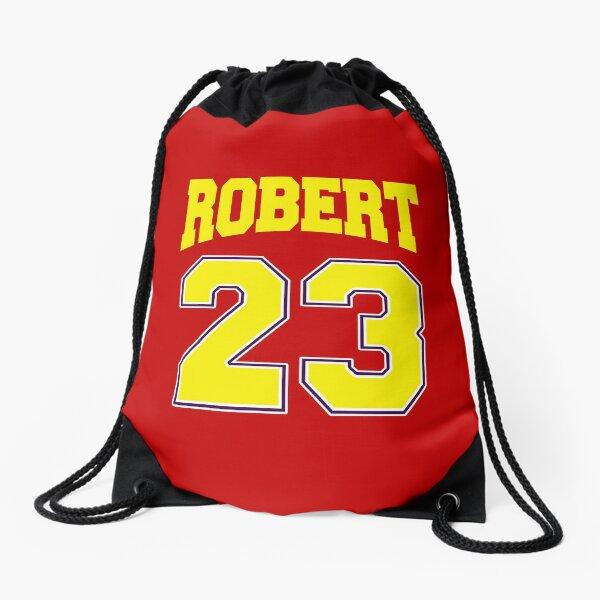 Robert 23 Jersey Number Essantial T-Shirt Drawstring Bag