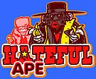 Hateful Ape by Alex Gallego