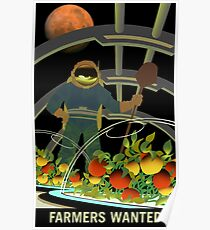 Farmers Wanted Poster