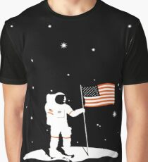 4th July | Finders Keepers Astronaut Graphic T-Shirt