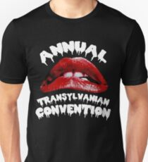 Rocky Horror | Jährliches Transylvanian Convention Unisex T-Shirt
