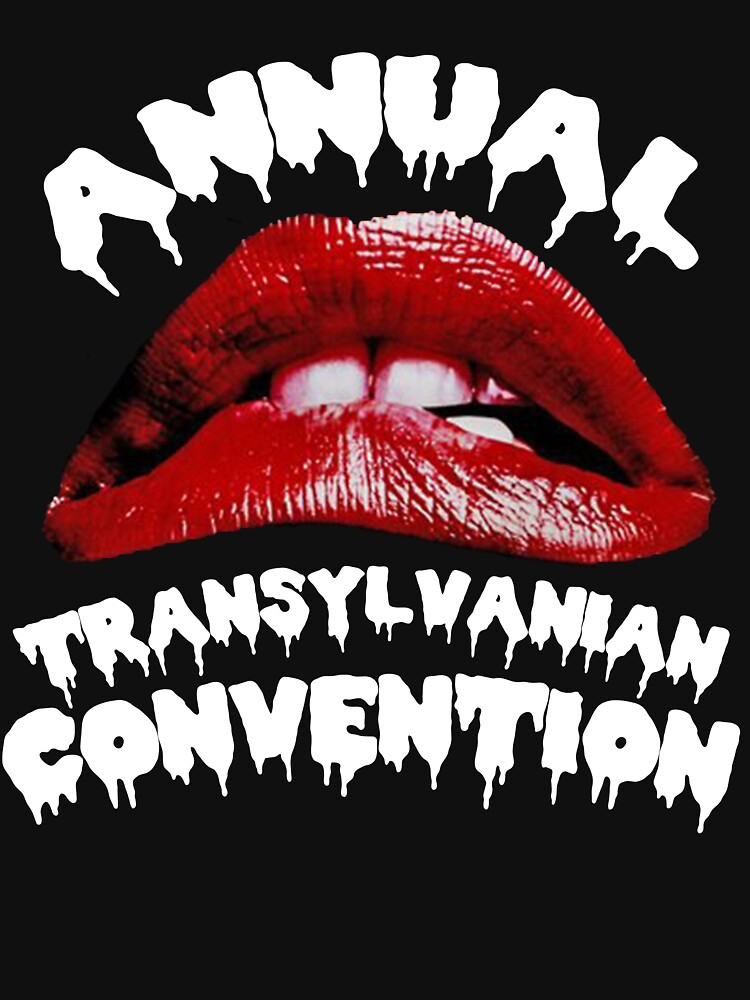Rocky Horror | Annual Transylvanian Convention | Unisex T-Shirt