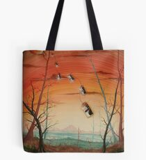 Six Pack Tote Bag