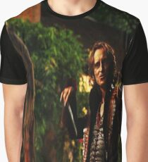 Rumplestiltskin All Magic Comes With A Price Graphic T-Shirt