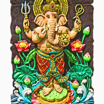 Ganesh Blessing Thailand by DAdeSimone
