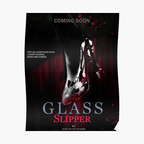 Glass Slipper Horror Movie Poster (Spoof) Poster